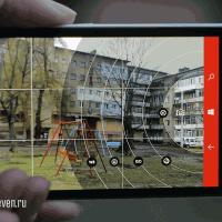 Обновленное приложение камеры доступно для Release Preview и Slow Ring