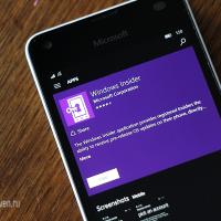 Microsoft рассказала о рассылке прошивок для инсайдеров Windows