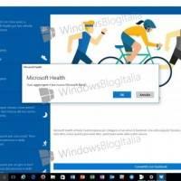 Microsoft Health скоро появится на компьютерах с Windows 10