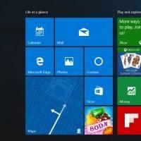Обновленное меню Пуск появится уже в следующем билде Windows 10