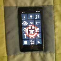 Черная Nokia Lumia 1020 (Челябинск)