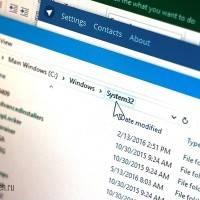 Как изменить стандартный шрифт в Windows 10