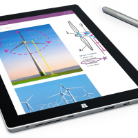 Microsoft обновила прошивку Surface 3
