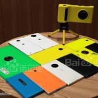 На фото засветился странный планшет Lumia