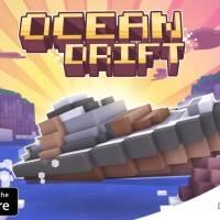 Ocean Drift – забавный пиксельный симулятор лодки
