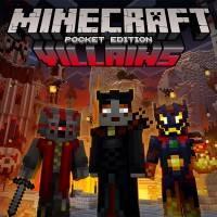 Villains Skin Pack доступен для карманного и Windows 10-издания Minecraft