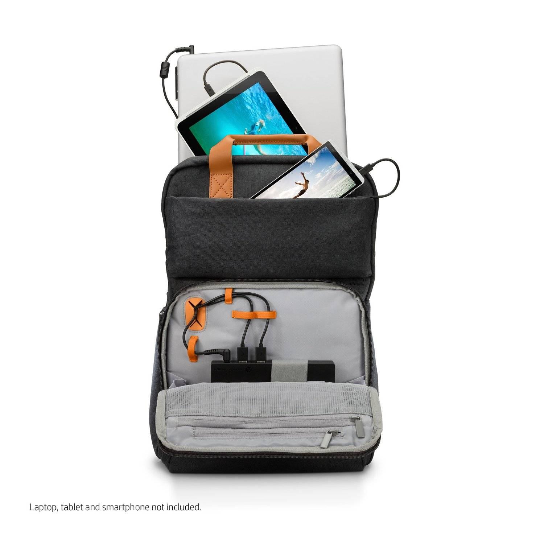 Рюкзак отHP, способный зарядить ноутбук