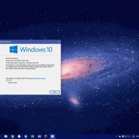 Как изменить зарегистрированного пользователя и организацию в Windows 10