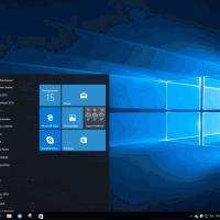 Как сбросить меню Пуск в Windows 10