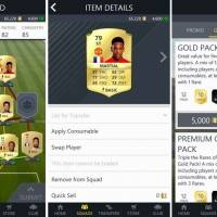На Windows Phone появилось приложение-компаньон для FIFA 17
