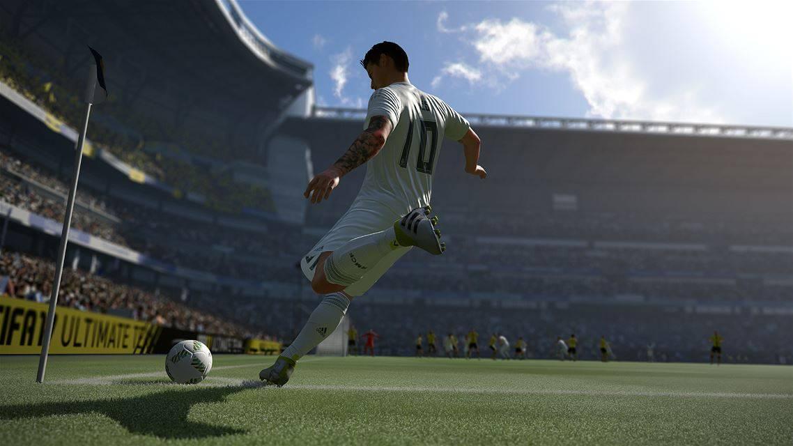 Появились детали демоверсии FIFA 17