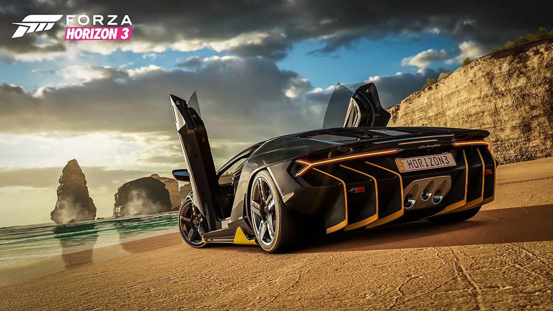 Forza Horizon 3 поступила напродажу
