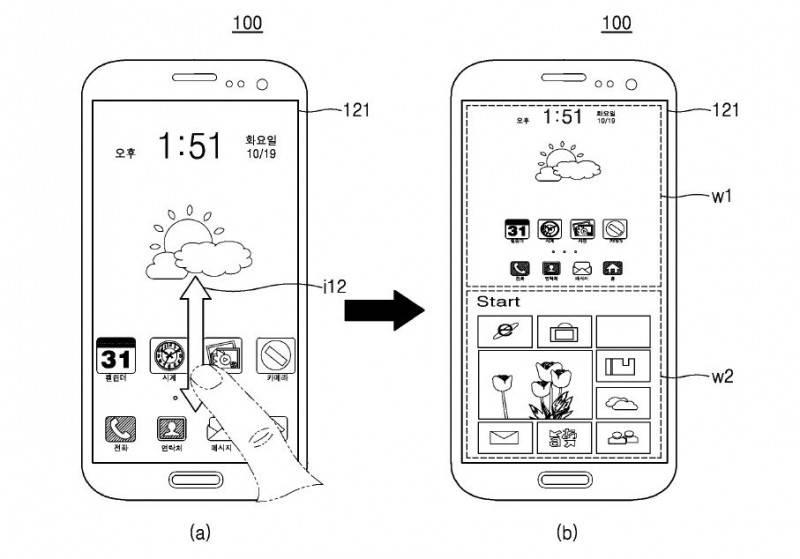 Свежая разработка от Самсунг: смартфон с 2-мя операционными системами
