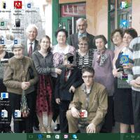 Как в Windows 10 восстановить расположение ярлыков на Рабочем столе