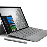 Microsoft продолжает развивать сегмент гибридных планшетов
