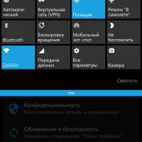 Смена иконок на Windows 10 Mobile