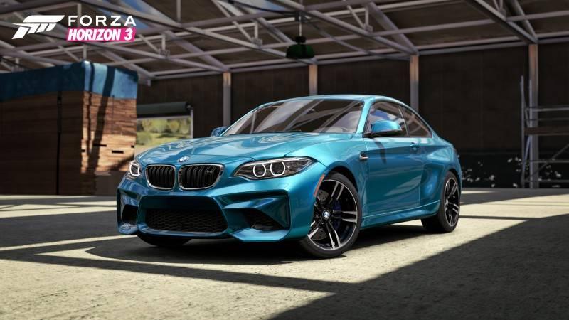 2016 BMW M2 Coupé in Forza Horizon 3