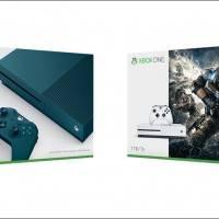 Microsoft показала новые наборы Xbox One S