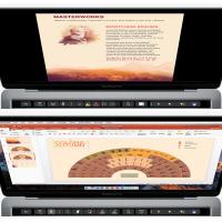 Office на Mac получил поддержку Touch Bar