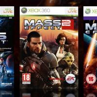 Все игры серии Mass Effect теперь поддерживают обратную совместимость