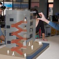 В магазине Windows Store появилось первое коммерческое приложение для HoloLens