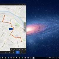 В Картах на Windows 10 появилась поддержка нескольких пунктов назначения
