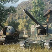 World of Tanks на Xbox One S теперь поддерживает HDR