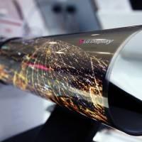 Microsoft сотрудничает с LG над разработкой гнущихся дисплеев