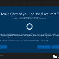 Microsoft готовит новый начальный экран настройки Windows 10