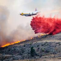 Boeing использует HoloLens для борьбы с лесными пожарами