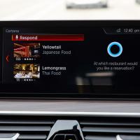 BMW интегрирует Cortana в свои автомобильные системы