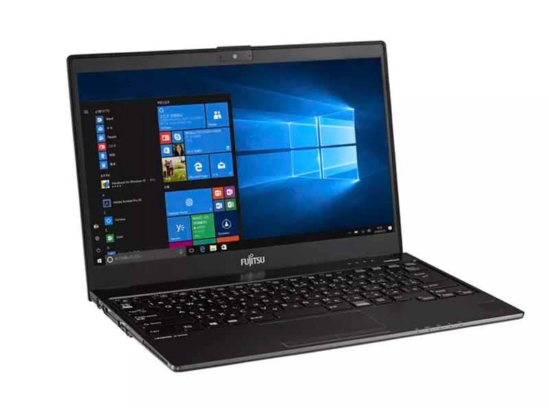 Знакомимся с простыми 13-дюймовыми ноутбуками Fujitsu LIFEBOOK