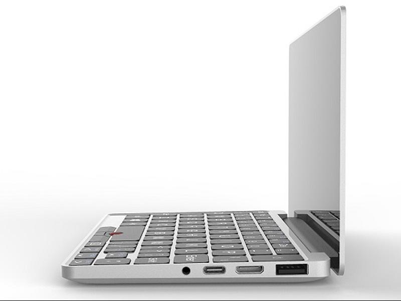 Мини-ноутбук GPD Pocket оборудуют 7-дюймовым сенсорным дисплеем