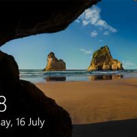 Как отключить экран блокировки Windows 10