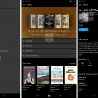 Microsoft запустит отдельный раздел с книгами в Windows Store