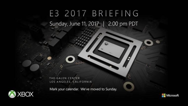 E3 Brefeing