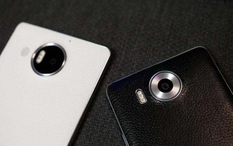 Lumia 950 - Mozo