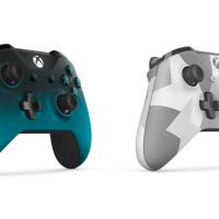 Microsoft выпустила два новых контроллера для Xbox One