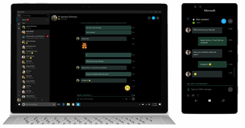 Skype-UWP-Preview