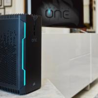 Corsair показала свой первый игровой компьютер One