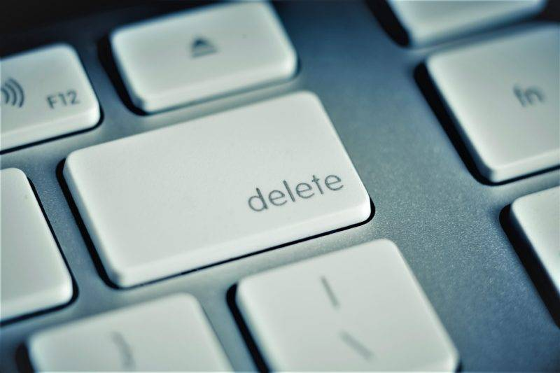 Delete-Key