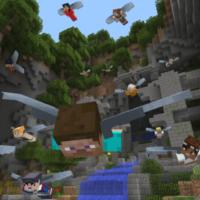 Minecraft для консолей получила новую мини-игру