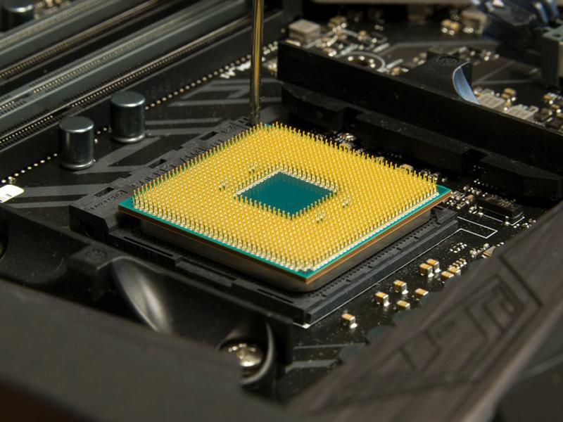 Процессоры Ryzen 2 появятся вначале весны 2018