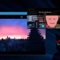 Skype Preview получило поддержку CompactOverlay