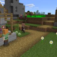 Minecraft на Windows 10 и Mobile получила обновление