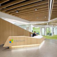 Так выглядит новый офис Microsoft в Ванкувере