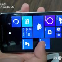 Lumia 750 появился на видео