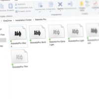 В Параметрах Windows 10 появится отдельный раздел для шрифтов