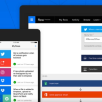 Бета-версия сервиса Microsoft Flow доступна на Windows Phone