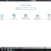 В Windows 10 CU можно скрывать отдельные разделы настроек